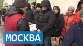 В Москве накрыли два мигрантских цеха по изготовлению пирожных и носков