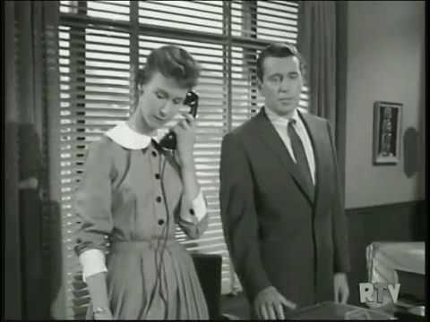 BACHELOR FATHER   BENTLEY AND P T A  Season 1, Episode 1  9 17 1957
