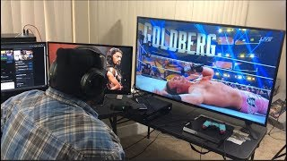 Goldberg DESTROYS Dolph Ziggler WWE SummerSlam 2019 REACTION