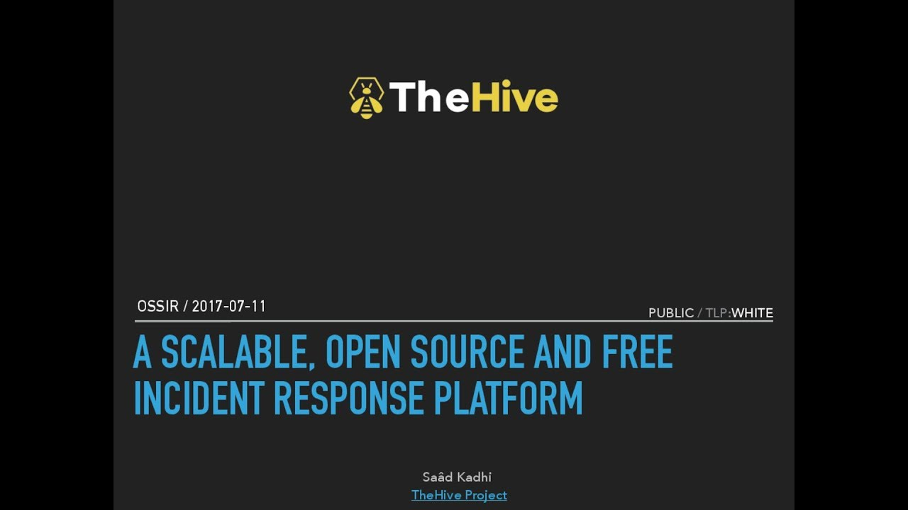 2017-07-11 The Hive