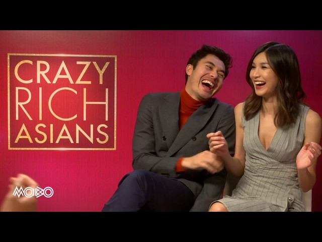 The Cast Of \'Crazy Rich Asians\' Talk Film\'s Success & Play \'Would You Rather\' | MOBO Interview