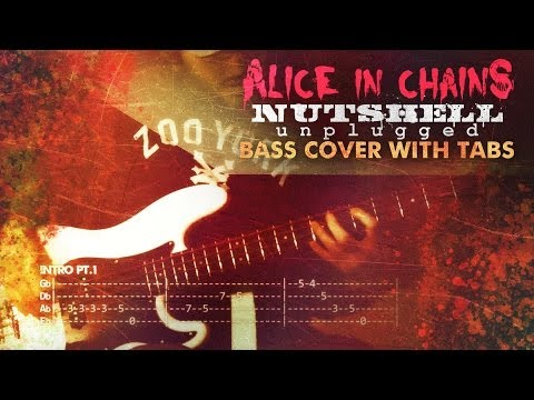 """Nutshell""(Unplugged) - Alice in Chains 