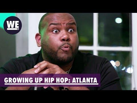 Brandon Won't Put Out His Fireman Lie  | Growing Up Hip Hop: Atlanta
