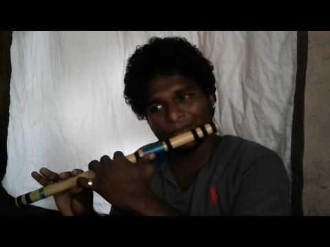 Sagav kavitha with flute ..