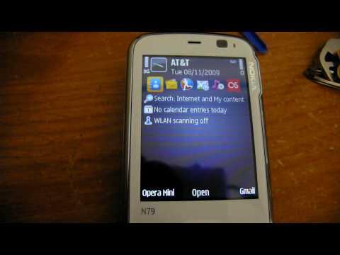 Nokia N79 Keypad Issue