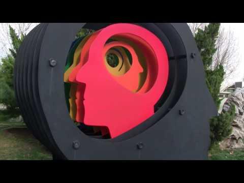 Mitko Dinev, Head, International Sculpture Park, Beijing