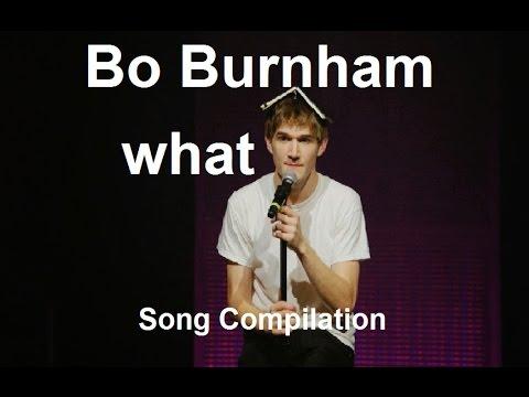 "Bo Burnham - Songs from ""what"" w/ Lyrics"