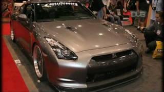 SEMA 2008: Nissan GTR