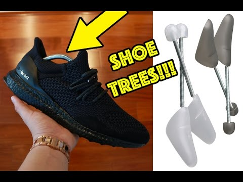WHERE TO BUY SHOE TREES FOR THE LOW LOW!!! - YouTube