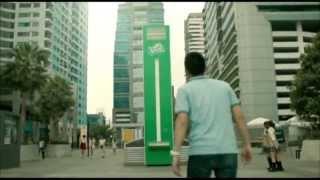 コカ・コーラ CM Sprite 「スプラッシュ自販機」篇 15秒