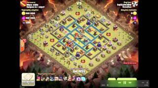 FREE BUILDINGS, THREE POINT ATTACK | Gowiwipe 2 Star Attack Strategy | Clash of Clans