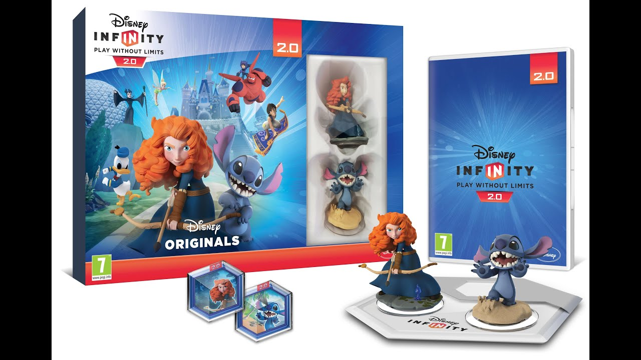 Disney Infinity 2 0 Toy Box Combo Pack Baymax New Toy