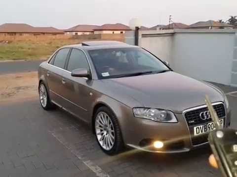Audi A4 2.0T B7 Review and Road test