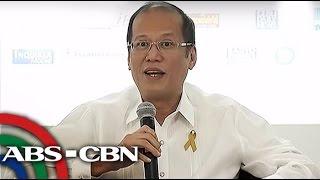 PNoy, nagsalita na sa protesta ng INC