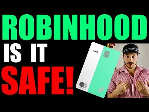 Is Robinhood Cash Management SAFE?! ROBINHOOD APP REVIEW