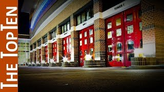 The Top Ten Coolest Fire Stations in the World