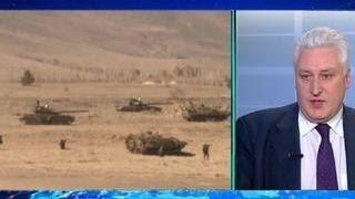 Коротченко: Россия вынуждена перед НАТО держать порох сухим