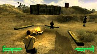 Fallout: New Vegas (HD) - Booted quest without violence