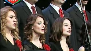 T.C. Dışişleri Bakanlığı Türk Halk Müziği Korosu TRT Ankara Radyosu Konseri 2