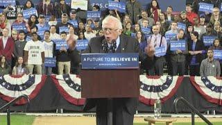 Bernie Sanders ramps up presence in Seattle