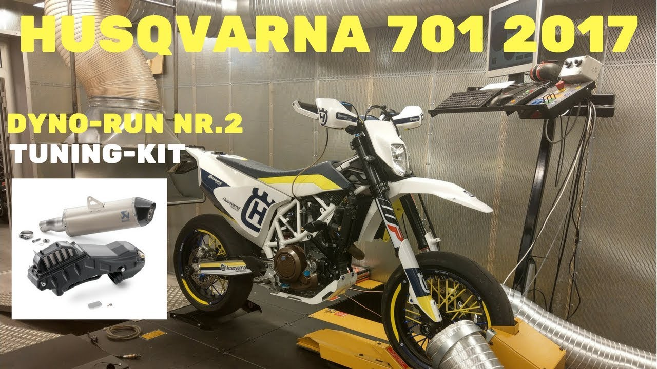 husqvarna 701 supermoto 2017 dyno run nr 2 with oem tuning. Black Bedroom Furniture Sets. Home Design Ideas