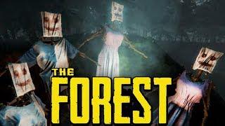 НАШЕЛ СЕМЬЮ ТИММИ В ФОРЕСТЕ! (ШОК) - The Forest 1.0