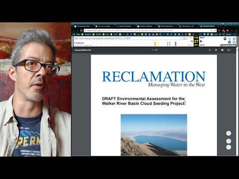 Weather Modification Yellow Pages! (SHORT VERSION)