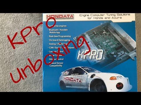 Kpro Unboxing