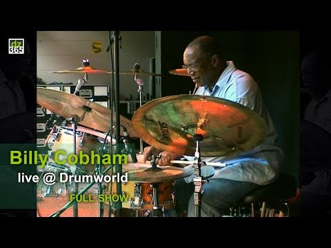 Billy Cobham - 33 minute Drum Solo
