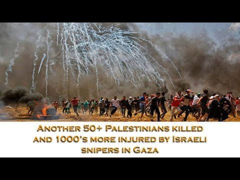 Another 50+ palestinians massacred in Gaza - Another day of Western Media Propaganda