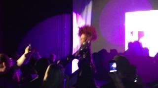 "Shangela performs Joelapuss ""Rihanna  King Bed/Princess of China/We Found Love"" mix at THROB"