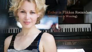 ESTHER (Maartje van de Wetering) in FLIKKEN ROTTERDAM