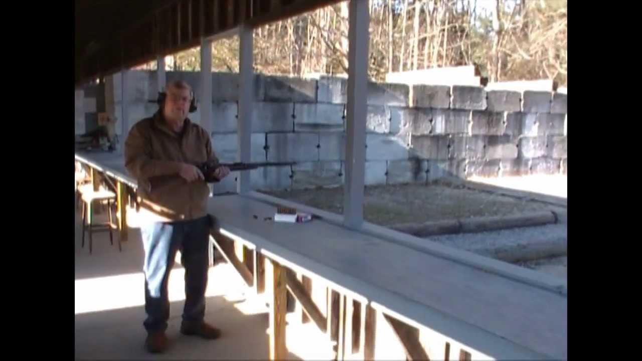 Shooting the Pedersoli Springfield 1873 Trapdoor Carbine 45-70 by Jeffrey  Padell