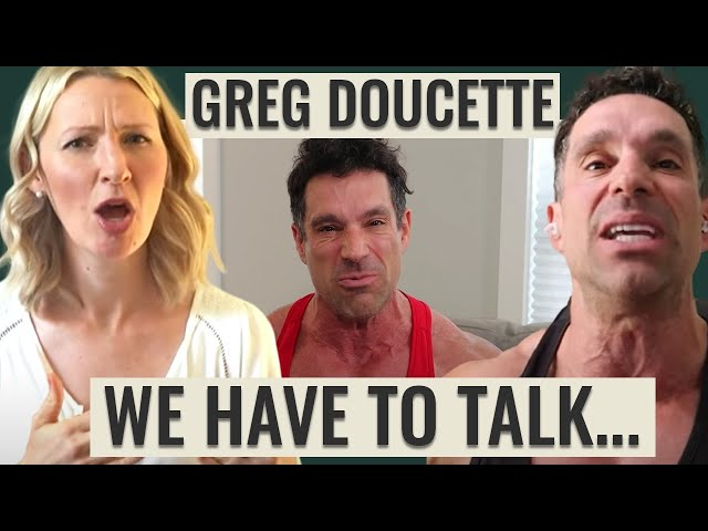 I FINALLY Confronted Greg Doucette (We Talk About EVERYTHING!)