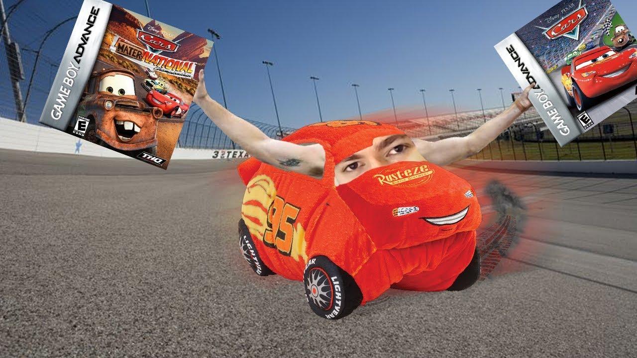 Disney Cars' weird GBA games   minimme