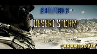 Буря в пустыне - Battlefield 3