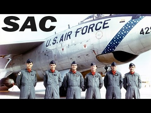 USAF Strategic Air Command | The Global Shield | Documentary | 1980