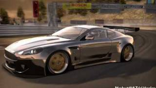 【PC】 Need For Speed SHIFT [Aston Martin DB9] 【NFS】