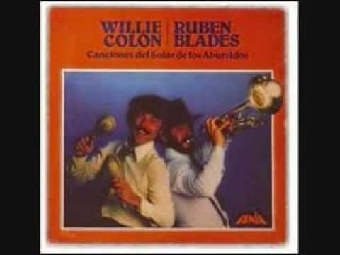 Willie Colón y Rubén Blades - Te están buscando