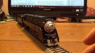 サザン・パシフィック鉄道GS-4形蒸気機関車 - Southern Pacific class GS-4
