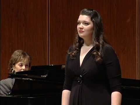 Schmidt Youth Vocal Competition: Katherine Bennett - 10/23/10