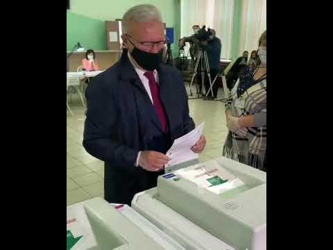 В Красноярском крае стартовало голосование на выборах в Госдуму и ЗС