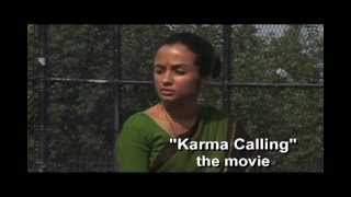 Behind-the-Scenes with Karma Calling Actress Kavi Ladnier (
