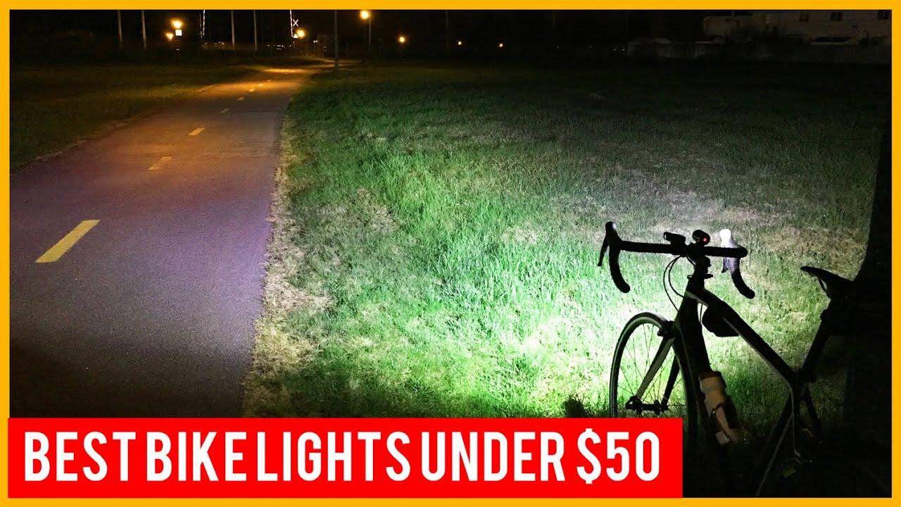 Best Bike Lights >> 5 Best Bike Lights Under 50 2018 Youtube