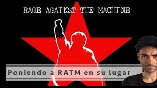 Baixar Poniendo en su lugar a Rage Against the Machine