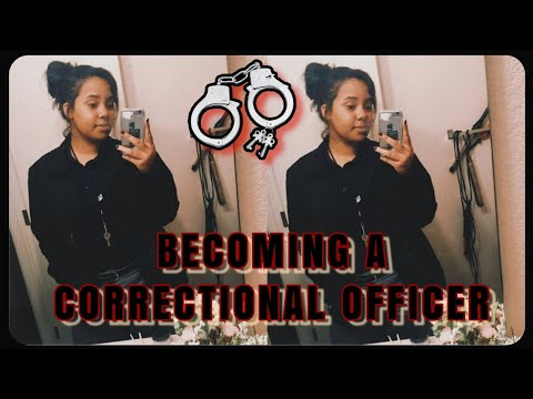 Becoming A Correctional Officer For TDCJ | Simply Gabs