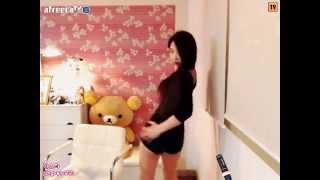 20150521 BJ Ming Ming 밍밍 아프리카 댄스 Asian Girl Da…