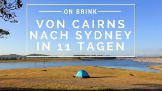 Von Cairns nach Sydney   Langzeitreise Australien #21
