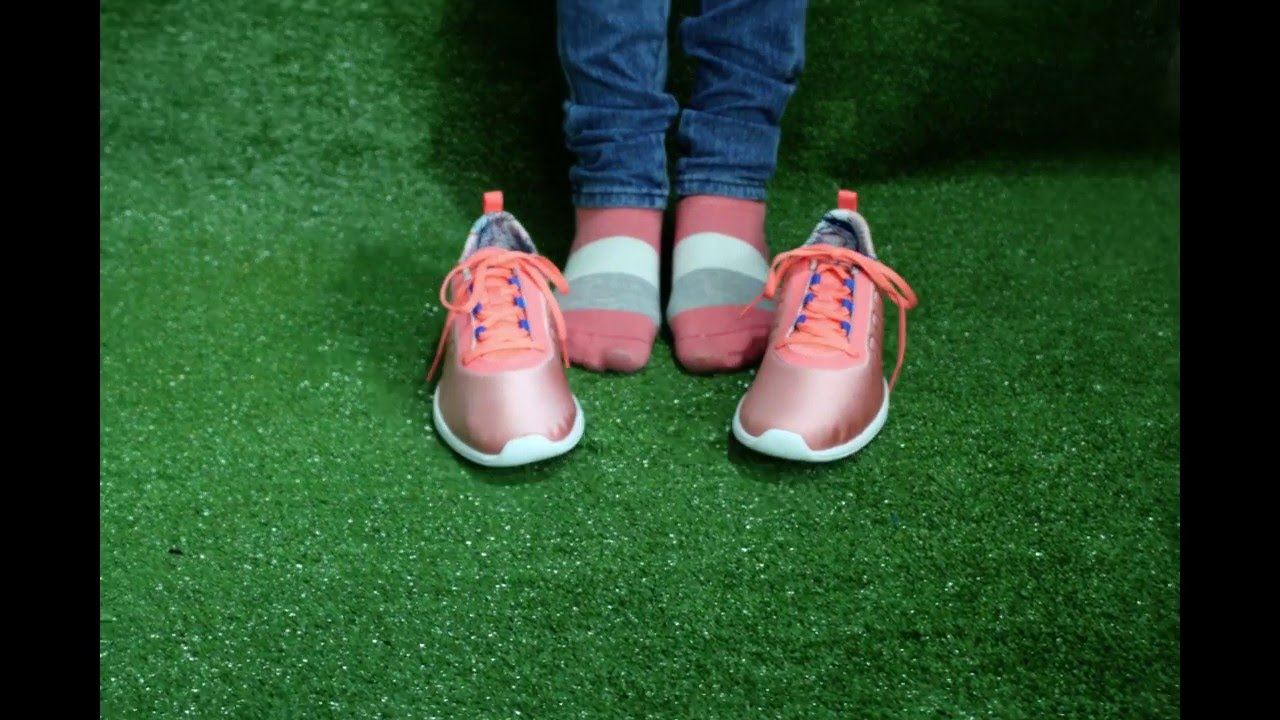 Adidas W corriendo zapatos nube de espuma (f99664) sportlandwear YouTube