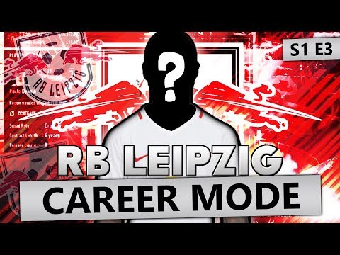 BIG MONEY TRANSFER!!! FIFA 18 CAREER MODE RB LEIPZIG #3